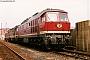 "LTS 0308 - DR ""232 093-5"" 12.04.1993 - Saalfeld (Saale), BahnbetriebswerkFrank Weimer"