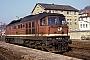 """LTS 0308 - DR """"132 093-6"""" 14.03.1991 - MeiningenWerner Brutzer"""