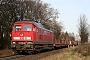 """LTS 0311 - Railion """"232 096-8"""" 03.02.2008 - Duisburg-Wanheim-AngerhausenPatrick Böttger"""