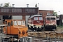 """LTS 0311 - DB Cargo """"232 096-8"""" 06.09.2000 - Cottbus, AusbesserungswerkThomas Zimmermann"""