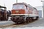 """LTS 0311 - DR """"132 096-9"""" 05.04.1989 - Engelsdorf (bei Leipzig), BetriebswerkMarco Osterland"""