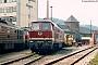 """LTS 0316 - DR """"232 100-8"""" 16.06.1992 - Eisenach, BahnbetriebswerkFrank Weimer"""