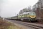 """LTS 0316 - Railion """"232 100-8"""" 06.02.2004 - Müncheberg V300-Spezialist"""