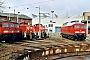 "LTS 0316 - Railion ""232 100-8"" 03.03.2004 - Cottbus, AusbesserungswerkCarsten Templin"