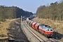 """LTS 0320 - DB Cargo """"232 105-7"""" 03.03.2018 - DeschkaFrank Möckel"""