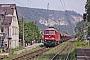 """LTS 0320 - Railion """"232 105-7"""" 06.06.2007 - Stadt WehlenSven Hohlfeld"""