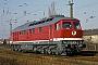 """LTS 0320 - DR """"132 105-8"""" 04.03.1991 - GaschwitzWerner Brutzer"""
