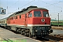 """LTS 0320 - DR """"232 105-7"""" 31.05.1992 - Naumburg (Saale), BahnhofNorbert Schmitz"""