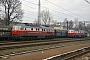 """LTS 0320 - DB Schenker """"232 105-7"""" 04.03.2014 - WęgliniecTorsten Frahn"""