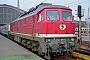 "LTS 0320 - DR ""132 105-8"" 09.07.1991 - Leipzig, HauptbahnhofNorbert Schmitz"