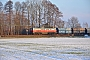 """LTS 0320 - DB Schenker """"232 105-7"""" 10.02.2013 - HorkaTorsten Frahn"""