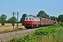 """LTS 0320 - DB Schenker """"232 105-7"""" 17.07.2015 - HorkaTorsten Frahn"""