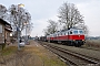 "LTS 0320 - DB Cargo ""232 105-7"" 13.12.2016 - JoachimsthalAndreas Görs"