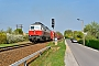 """LTS 0320 - DB Cargo """"232 105-7"""" 21.04.2018 - WeißwasserFrank Möckel"""