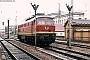 "LTS 0321 - DR ""232 106-5"" 14.09.1992 - Erfurt, HauptbahnhofFrank Weimer"
