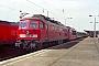 """LTS 0321 - DB Cargo """"232 106-5"""" 13.07.2002 - Schönefeld, Bahnhof Berlin-Schönefeld FlughafenHeiko Müller"""
