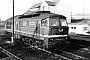 """LTS 0324 - DR """"132 109-0"""" 20.02.1988 - Weimar, EinsatzstelleGeorg Holzinger"""
