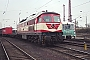 """LTS 0325 - EVB """"622 01"""" 16.01.2003 - Bremen, RangierbahnhofMichael Uhren"""