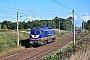 """LTS 0325 - Raildox """"232 103-2"""" 19.09.2012 - Sildemow (Gemeinde Papendorf)Christian Graetz"""