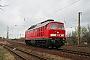 """LTS 0328 - DB Schenker """"233 112-2"""" 31.03.2012 - Coswig (b. Dresden)Marcel Grauke"""