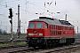 """LTS 0328 - DB Schenker """"233 112-2"""" 24.11.2012 - GroßkorbethaMarcus Schrödter"""