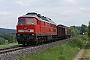 """LTS 0328 - DB Schenker """"233 112-2"""" 23.05.2015 - Brand b. MarktredwitzSandro Salerno"""