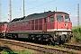 "LTS 0329 - DR ""232 113-1"" 08.07.1993 - Nordhausen, BetriebswerkNorbert Schmitz"