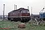 "LTS 0330 - DR ""132 114-0"" 11.09.1987 - NordhausenNowottnick (Archiv D. Bergau)"