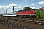 """LTS 0332 - DB AG """"234 116-2"""" 01.05.1998 - DresdenWerner Brutzer"""