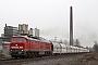 """LTS 0333 - DB Schenker """"232 117-2"""" 12.01.2011 - Duisburg-AngerhausenPatrick Böttger"""
