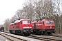 """LTS 0333 - DB Schenker """"232 117-2"""" 26.02.2011 - Haltern-Sythen, Anschluss QuarzwerkeIngmar Weidig"""