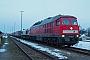 """LTS 0333 - DB Schenker """"232 117-2"""" 31.01.2015 - MühldorfStephan Möckel"""