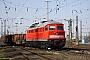 """LTS 0333 - DB Cargo """"232 117-2"""" 09.04.2016 - Oberhausen, Abzweig MathildeAxel Schaer"""