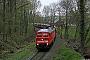 "LTS 0333 - DB Cargo ""232 117-2"" 18.04.2016 - bei Flandersbach Daniel Meyer"