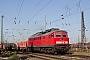 "LTS 0333 - DB Cargo ""232 117-2"" 30.07.2019 - Oberhausen, Abzweig MathildeIngmar Weidig"