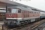 """LTS 0334 - DR """"132 118-1"""" 29.09.1990 - Hamburg-Altona, BahnhofEdgar Albers"""