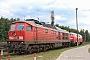 """LTS 0338 - Railion """"232 122-2"""" 16.09.2008 - Seddin, BetriebswerkIngo Wlodasch"""