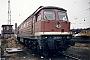 "LTS 0339 - DB AG ""232 123-0"" __.02.1997 - Bad Kleinen DPS"