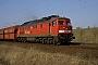 """LTS 0339 - DB Cargo """"232 123-0"""" 24.03.2003 - bei LeunaWerner Brutzer"""