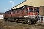"""LTS 0339 - DB AG """"232 123-0"""" 24.09.1994 - Nordhausen, BetriebswerkWerner Brutzer"""
