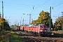 """LTS 0341 - Railion """"232 125-5"""" 19.10.2012 - Taucha (bei Leipzig)Marcus Schrödter"""