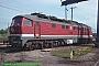 """LTS 0341 - DB AG """"232 125-5"""" 08.05.1997 - Stralsund, BetriebswerkNorbert Schmitz"""