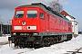 """LTS 0342 - DB Schenker """"233 127-0"""" 15.02.2010 - Seddin, BahnbetriebswerkIngo Wlodasch"""