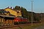 """LTS 0342 - DB Schenker """"233 127-0"""" 28.03.2015 - Pockau-LengefeldBenjamin Mühle"""