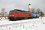 "LTS 0342 - Railion ""233 127-0"" 08.03.2005 - Neustrelitz, HauptbahnhofMichael Uhren"