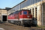 """LTS 0342 - DB Cargo """"232 127-1"""" 09.09.1999 - Seddin, BetriebswerkM. Schröder (Archiv Werner Brutzer)"""