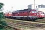"""LTS 0342 - DB Cargo """"232 127-1"""" 22.09.2001 - Cottbus, AusbesserungswerkB. Braun (Archiv Werner Brutzer)"""