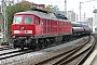 "LTS 0342 - DB Cargo ""233 127-0"" 08.10.2018 - Stralsund, HauptbahnhofTom Pacher"