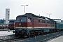 "LTS 0344 - DR ""132 128-0"" 14.07.1978 - Berlin-LichtenbergG. Bembnista (Archiv Werner Brutzer)"