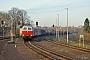 """LTS 0344 - DB Schenker """"232 128-9"""" 08.12.2016 - ZgorzelecTorsten Frahn"""